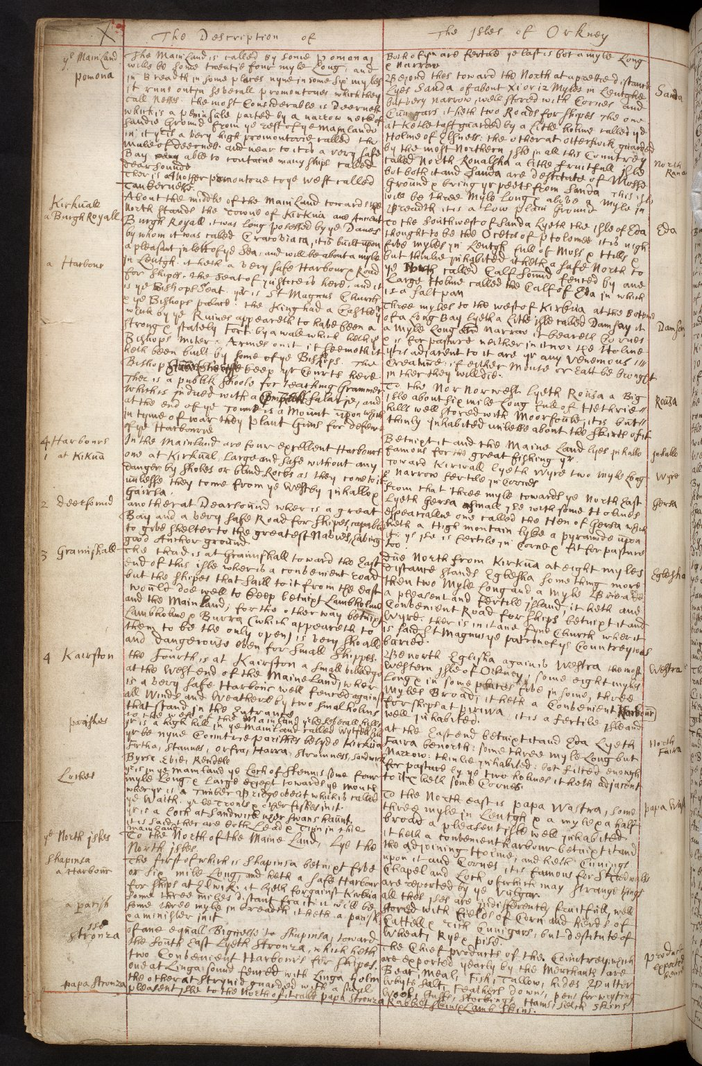Atlas Scoticus, or a Description of Scotland Ancient and Modern. [240 of 259]