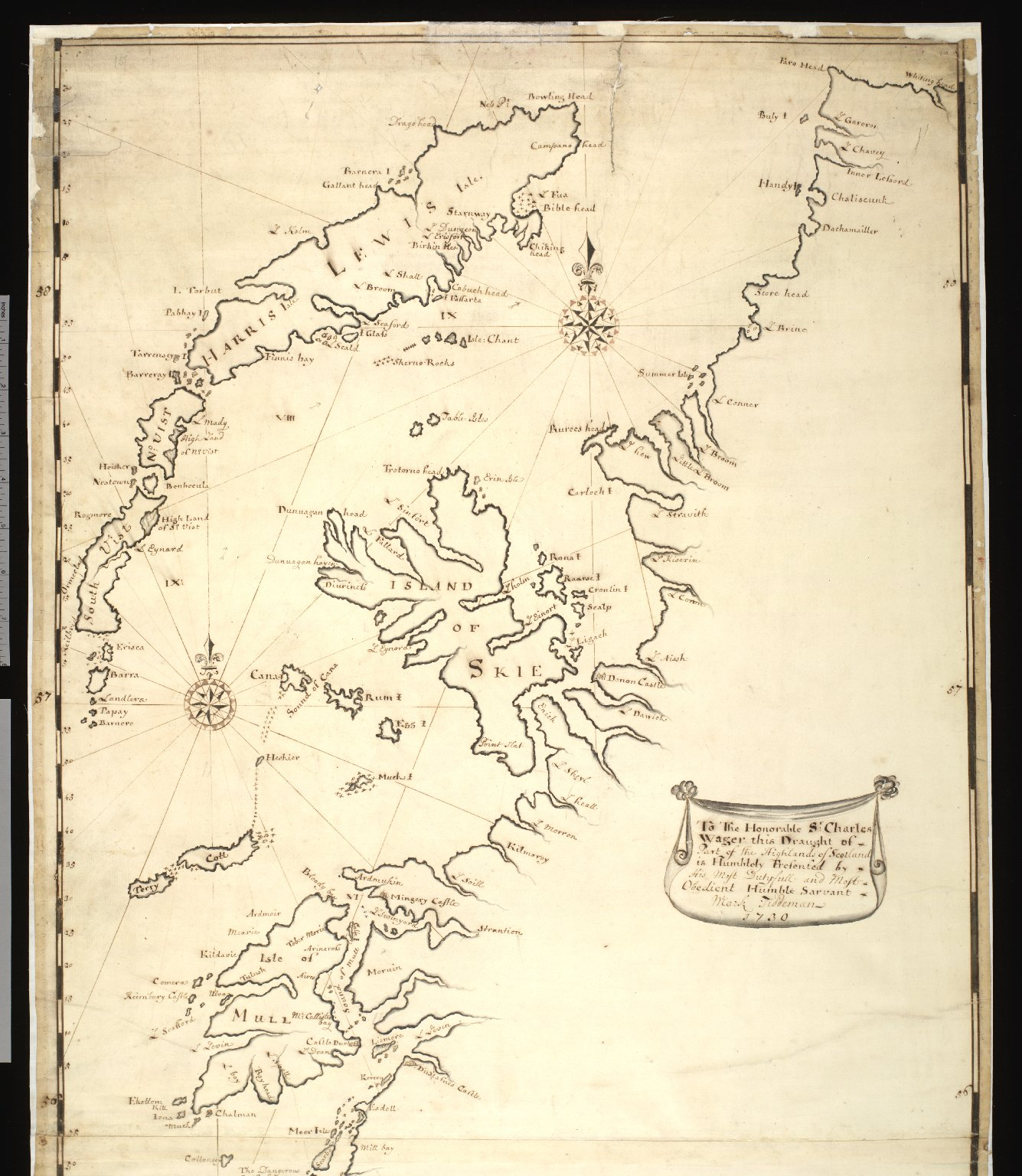 Draught of Part of the Highlands of Scotland [2 of 2]