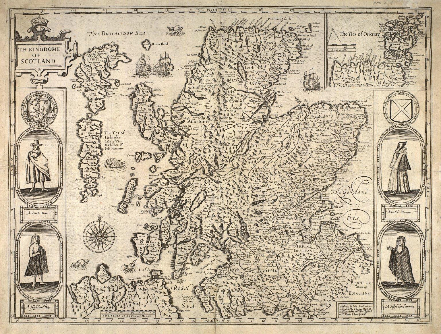 The Kingdome of Scotland [3 of 4]
