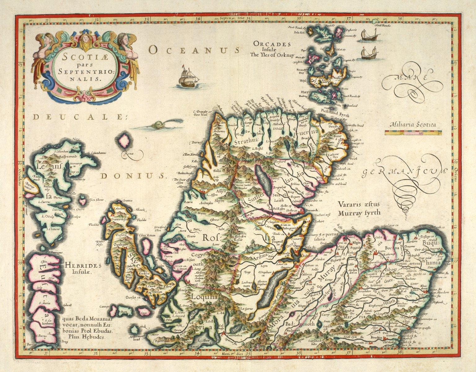 Scotia pars septentrio:nalis. [1 of 1]
