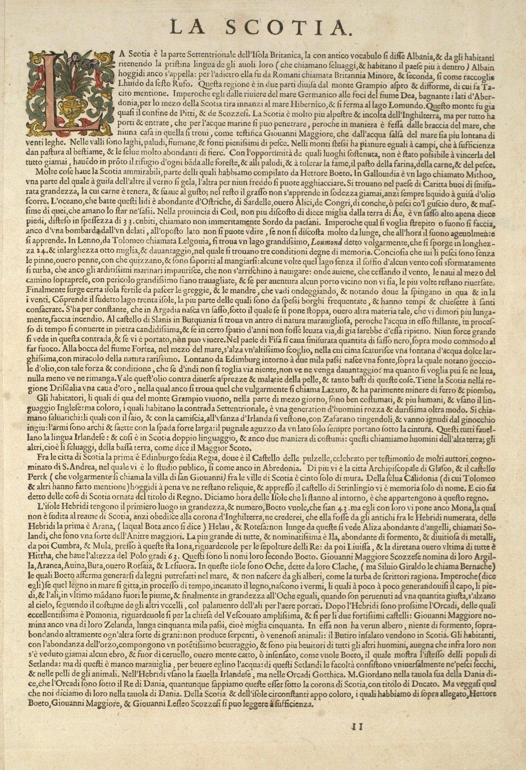 Scotiae tabula. [2 of 2]