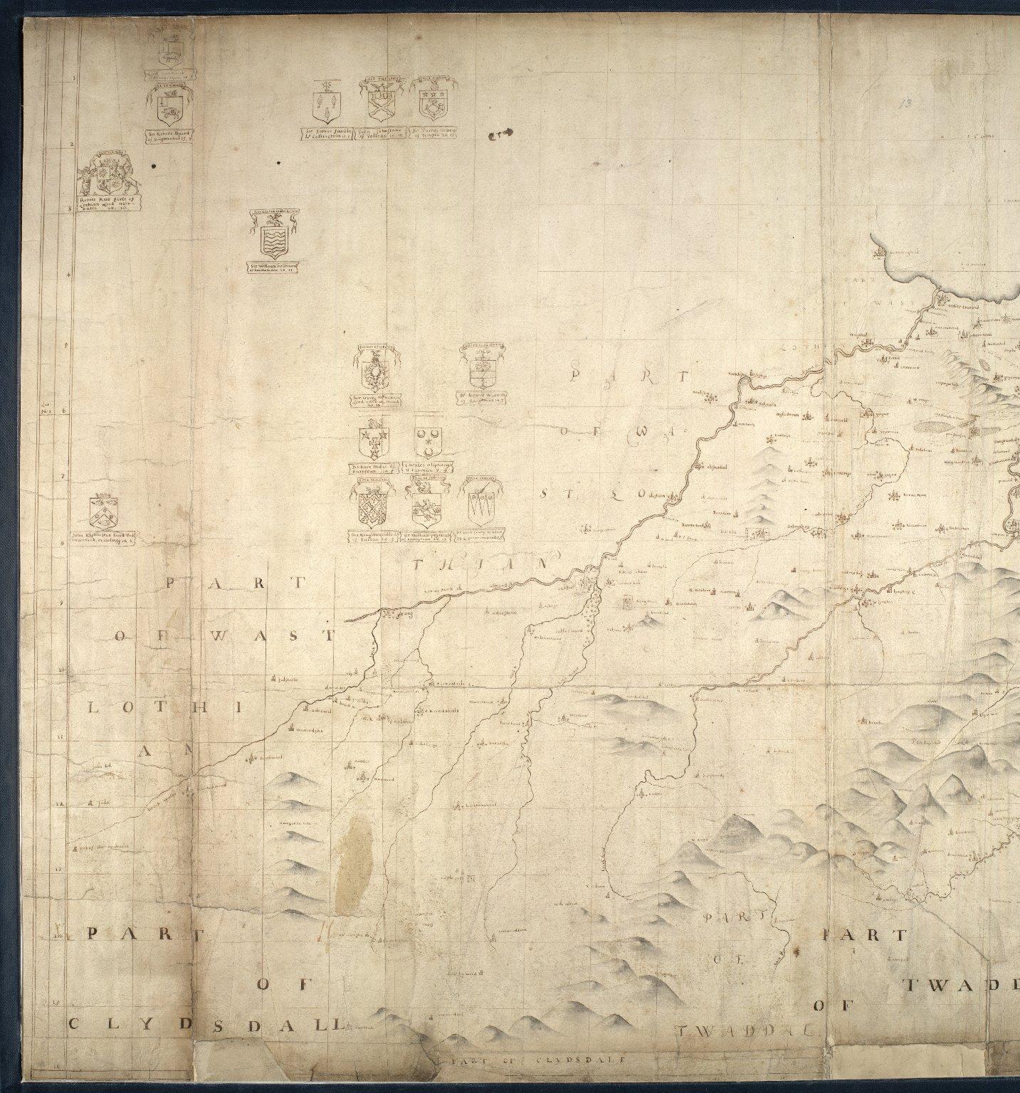[Map of Midlothian] [2 of 2]