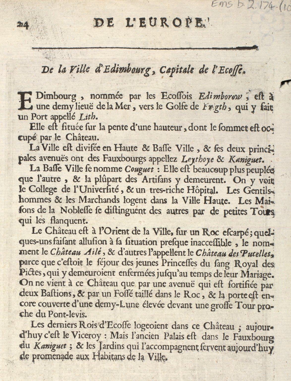 Is de Fero de Scheland, Orknay et Hebrides. [2 of 2]