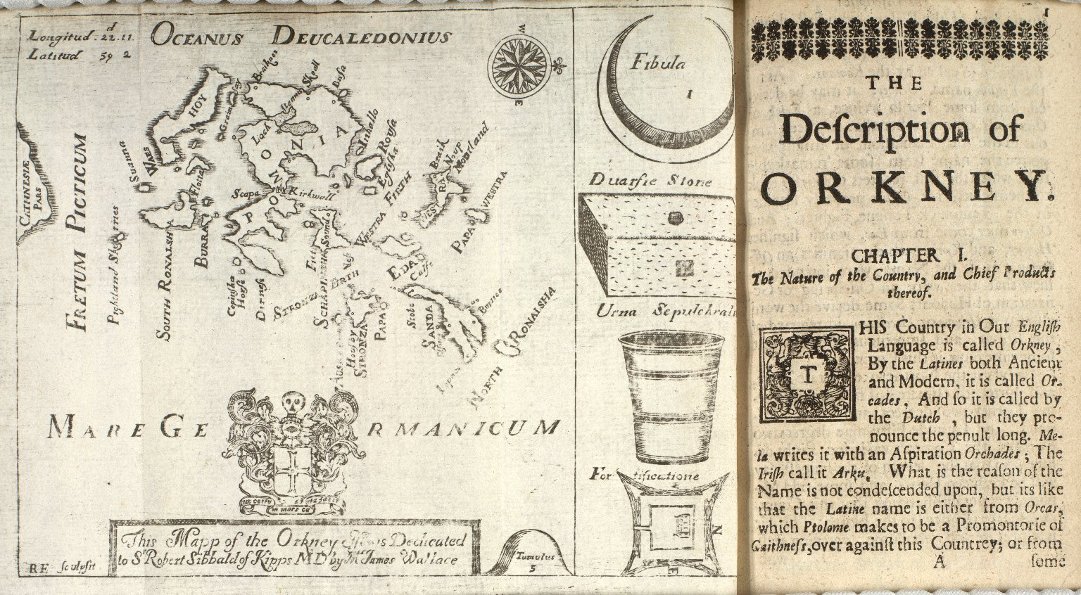 A description of the Isles of Orkney; [4 of 6]