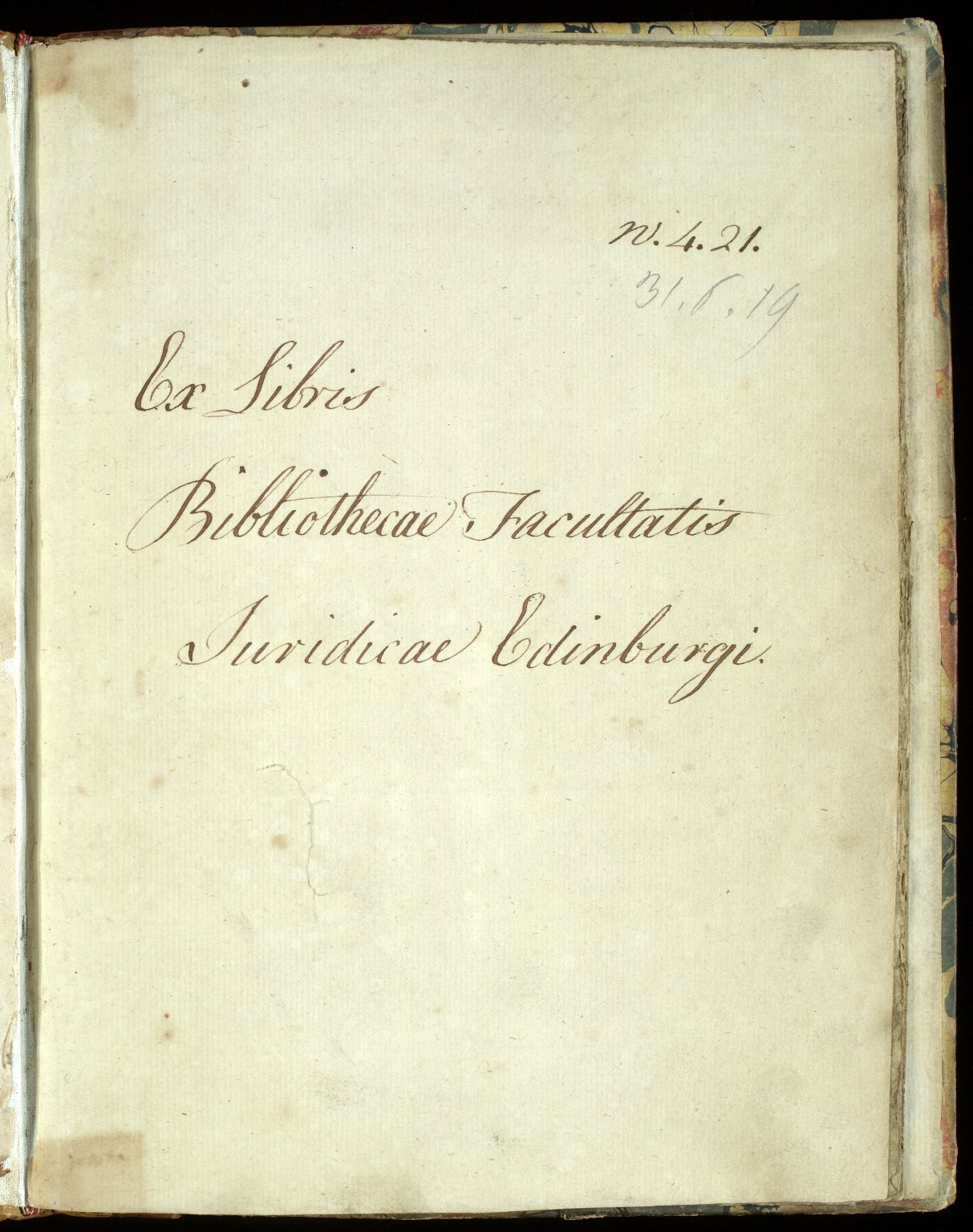Provincia Edinburgena descriptio. [1 of 7]