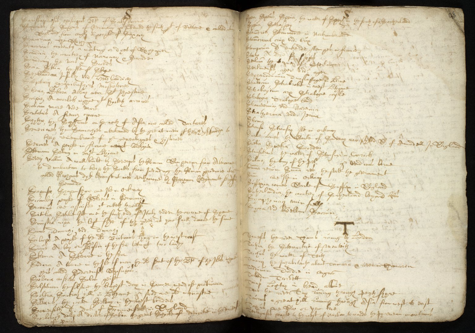 Nomenclator Geographicus ad historiam Buchanan cum interpretatione aliarum etiam vocum difficiliorum [14 of 16]