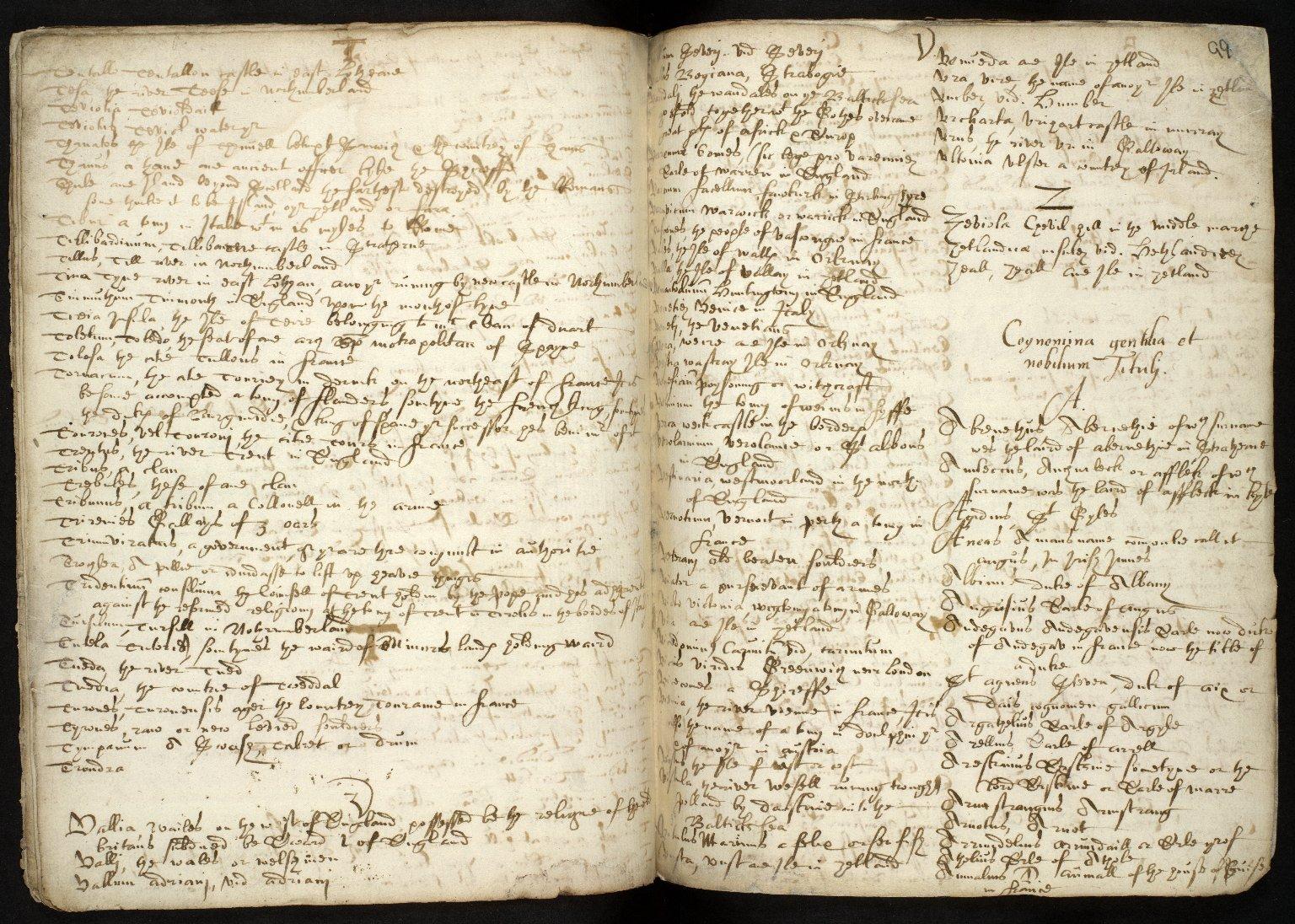 Nomenclator Geographicus ad historiam Buchanan cum interpretatione aliarum etiam vocum difficiliorum [15 of 16]