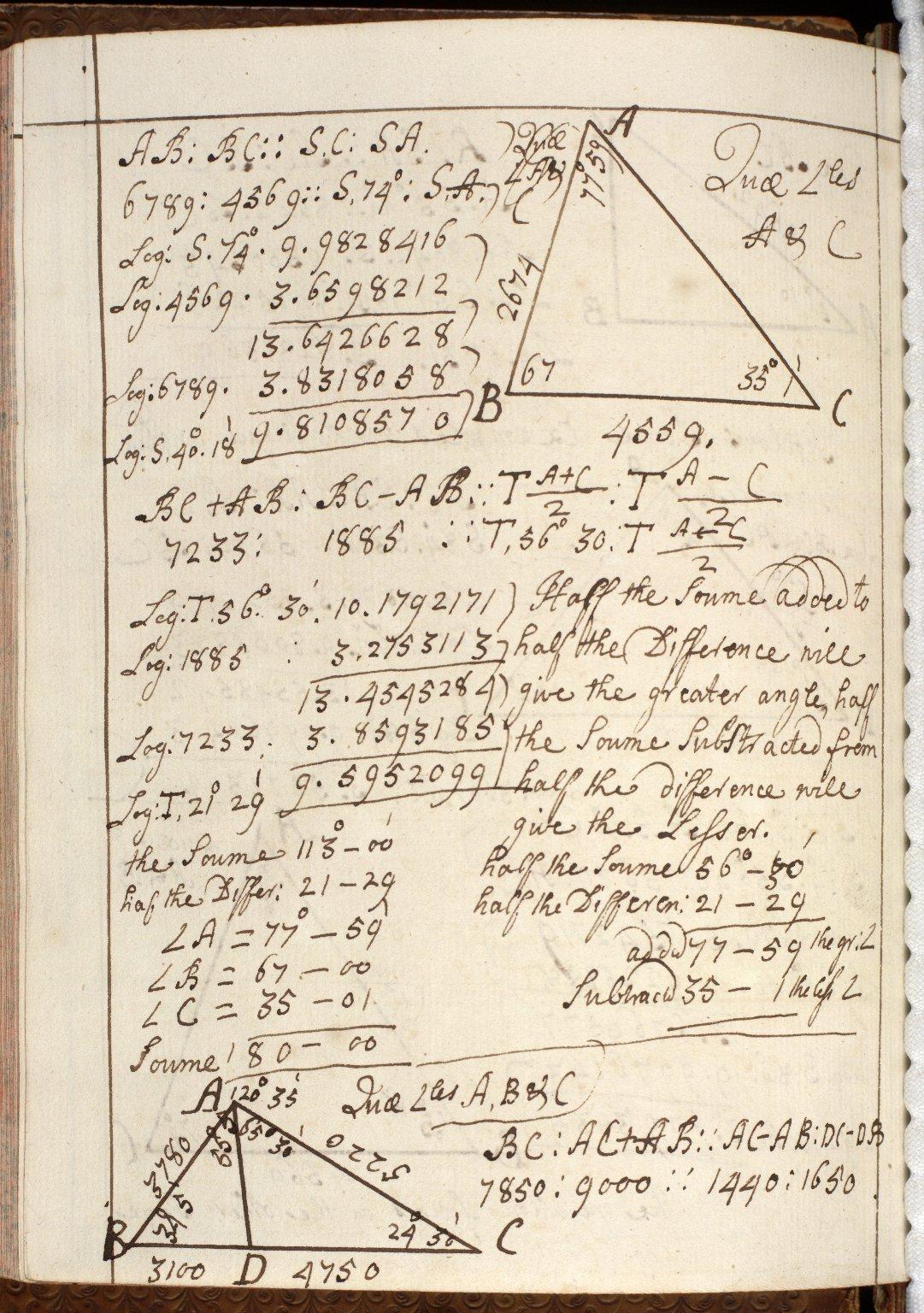 Geometria Practica A Domino Davide Gregory in Academia Edinensi Matheseos Professore. [09 of 16]
