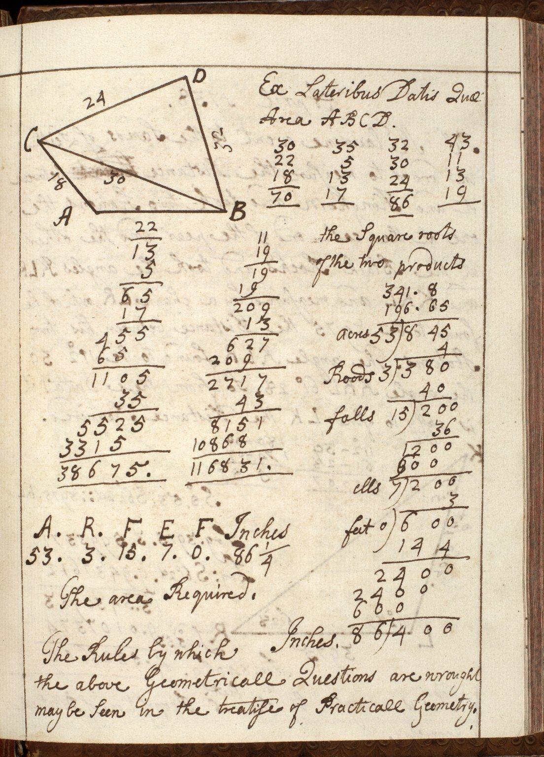 Geometria Practica A Domino Davide Gregory in Academia Edinensi Matheseos Professore. [14 of 16]