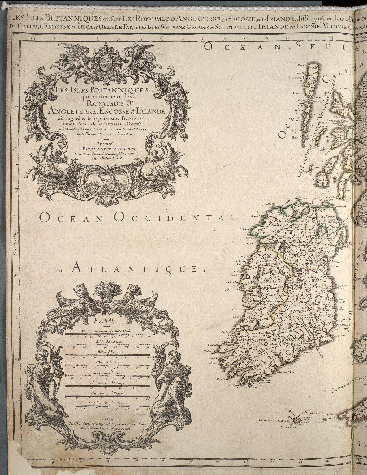 Les Isles Britanniques; [1 of 2]