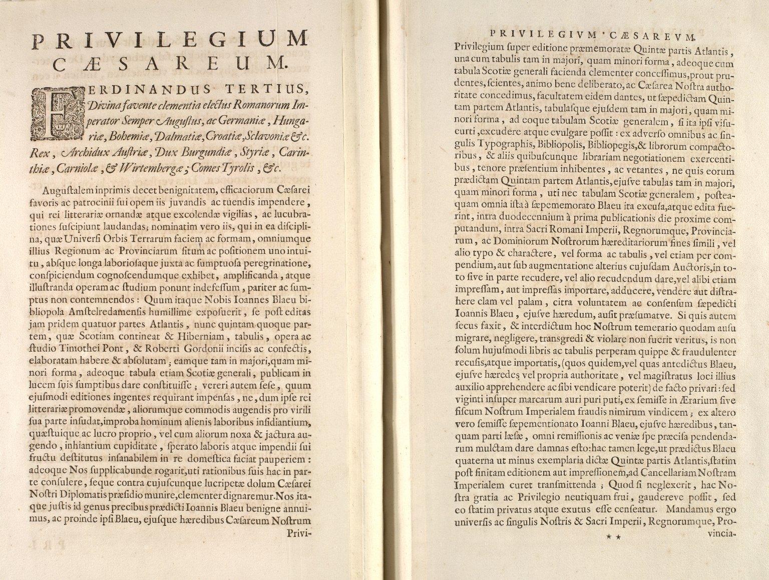 [Geographiae Blavianae] [Also known as: Atlas major] [006 of 153]