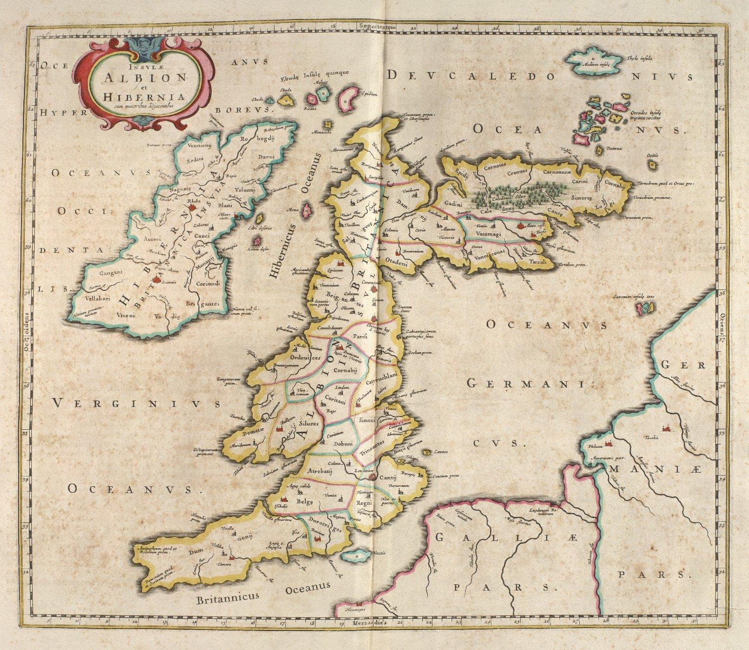 [Geographiae Blavianae] [Also known as: Atlas major] [013 of 153]
