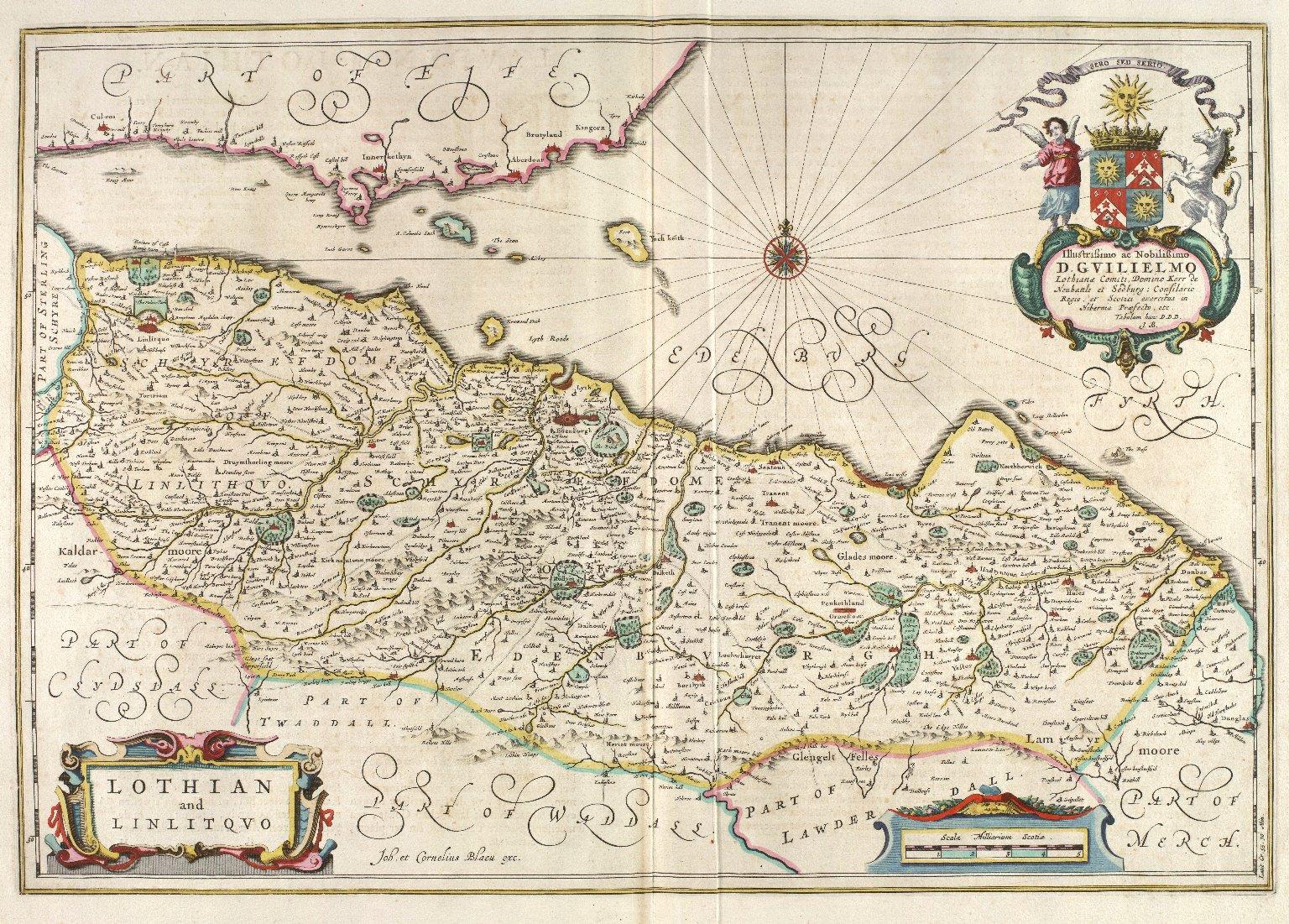 [Geographiae Blavianae] [Also known as: Atlas major] [040 of 153]