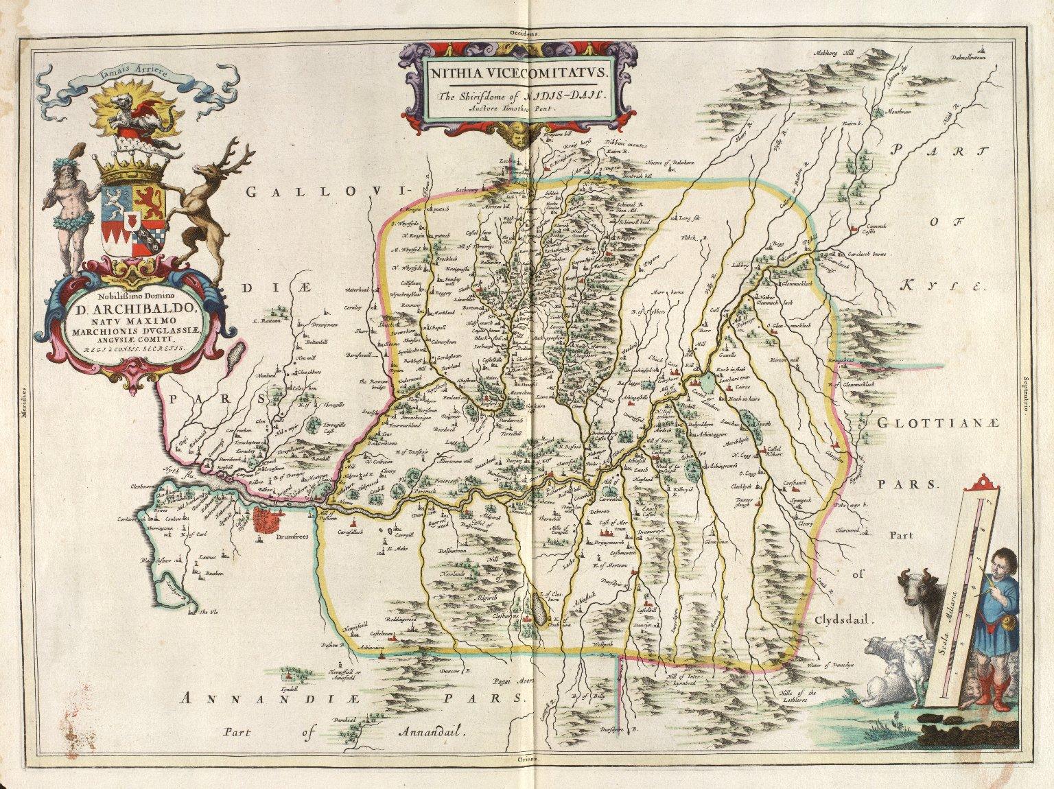 [Geographiae Blavianae] [Also known as: Atlas major] [050 of 153]