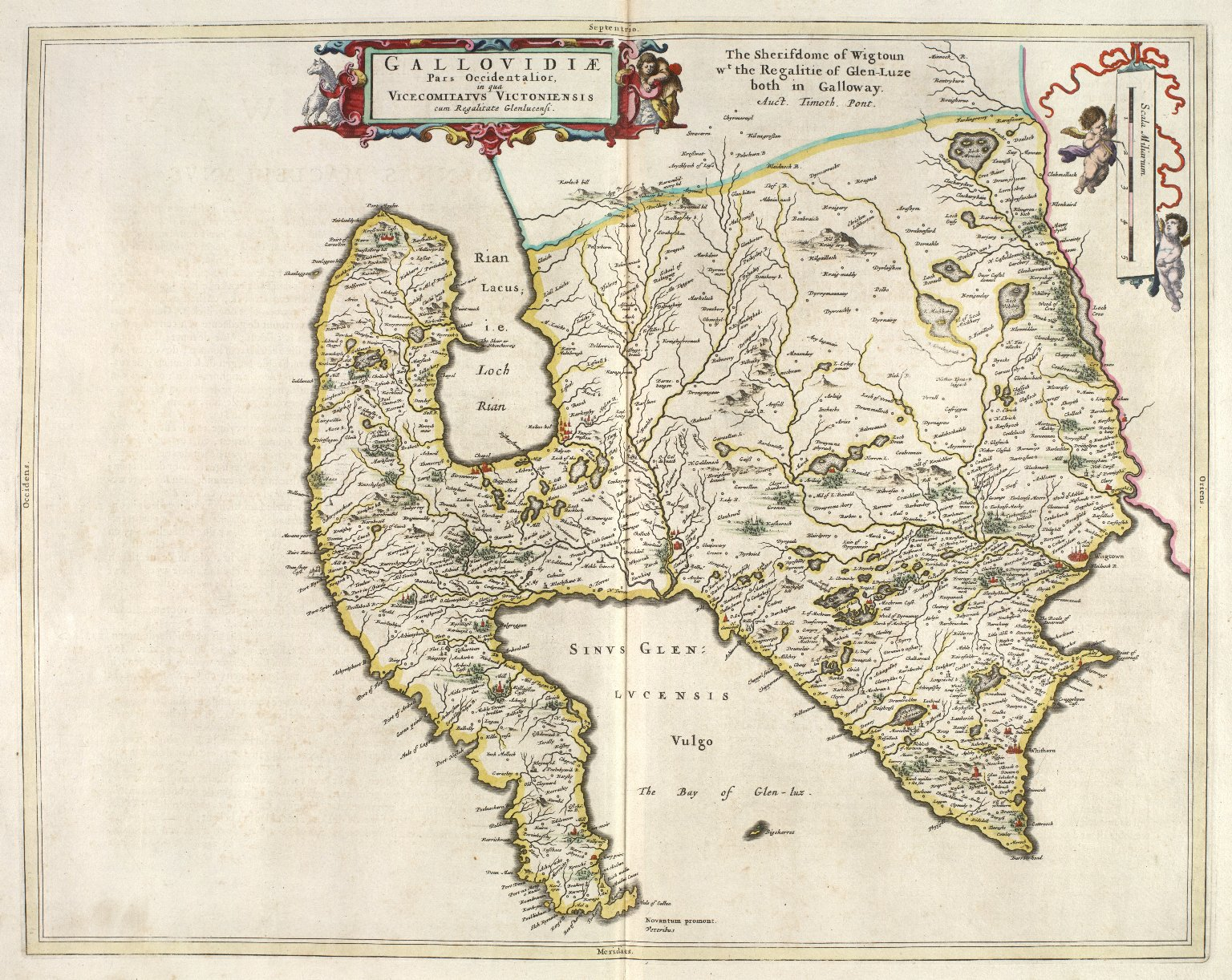 [Geographiae Blavianae] [Also known as: Atlas major] [054 of 153]