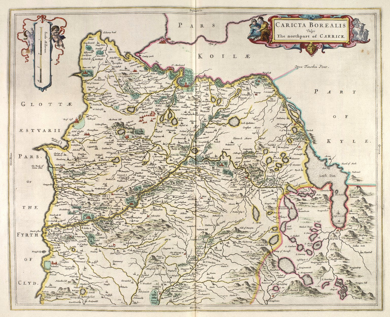 [Geographiae Blavianae] [Also known as: Atlas major] [060 of 153]