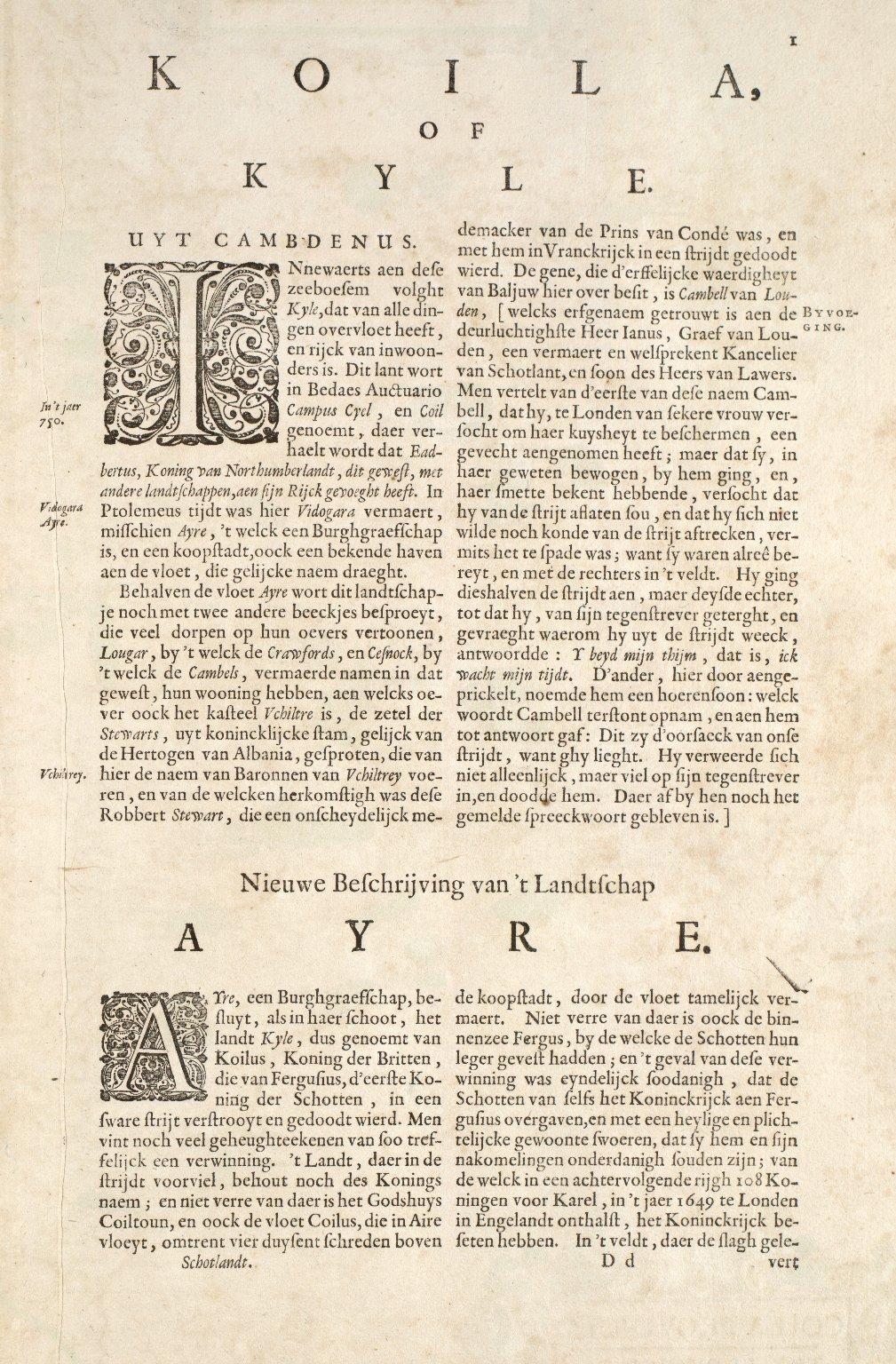 [Geographiae Blavianae] [Also known as: Atlas major] [061 of 153]
