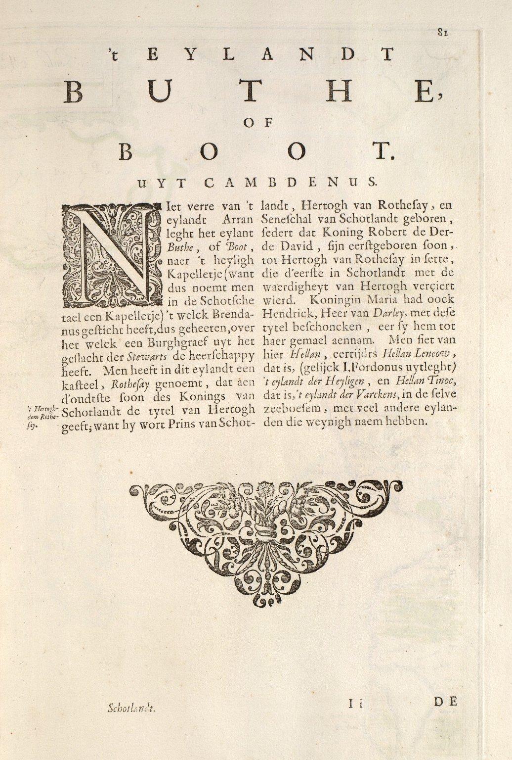 [Geographiae Blavianae] [Also known as: Atlas major] [071 of 153]