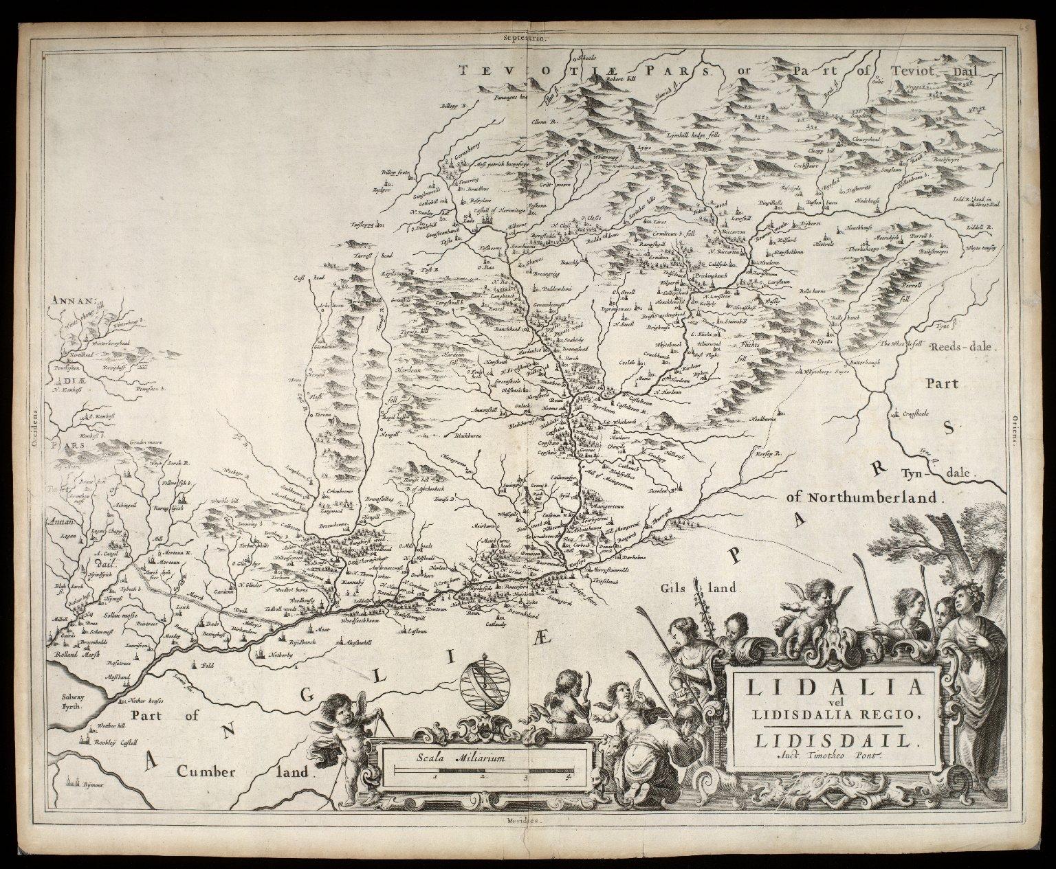 Lidalia vel Lidisdalia Regio, Lidisdail [1 of 1]
