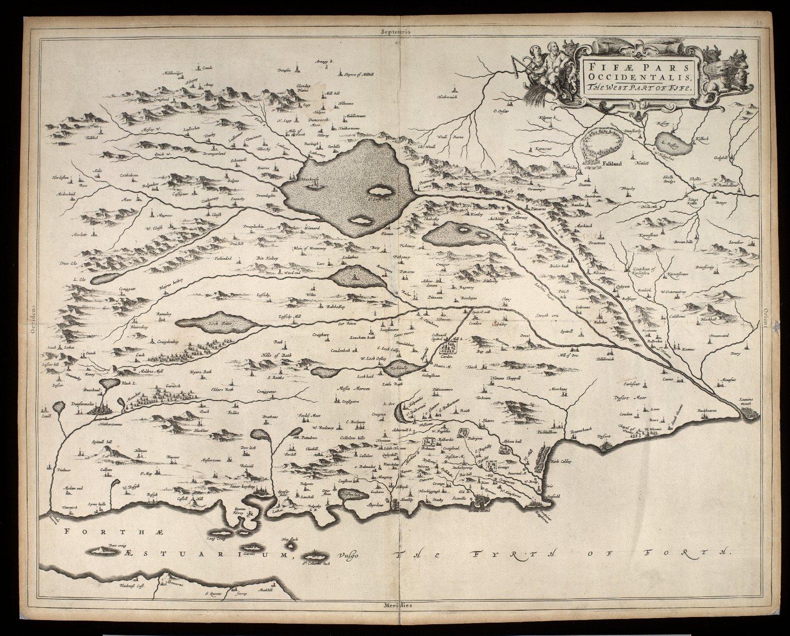 Fifae pars Occidentalis [1 of 1]
