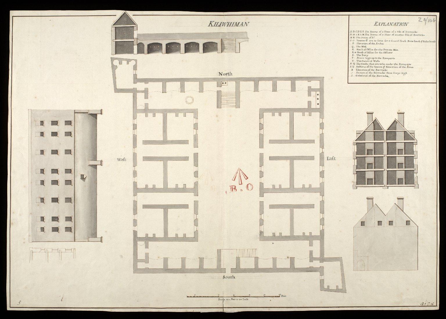 Kiliwhiman [i.e. Kiliwhimen] [1719] [1 of 1]