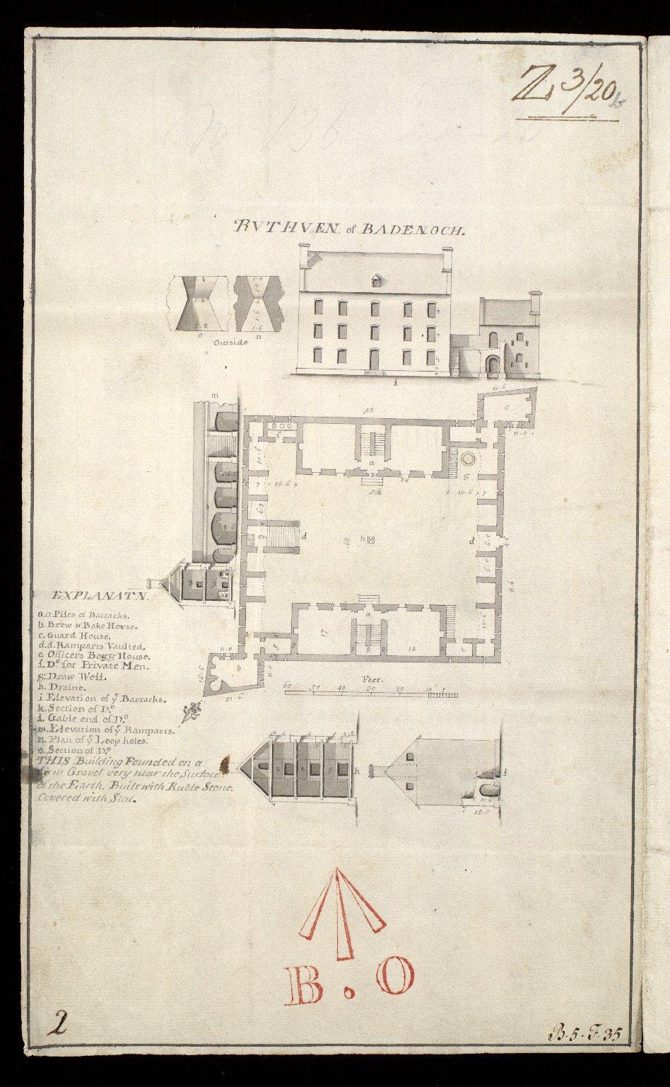 Ruthven of Badenoch [1 of 1]