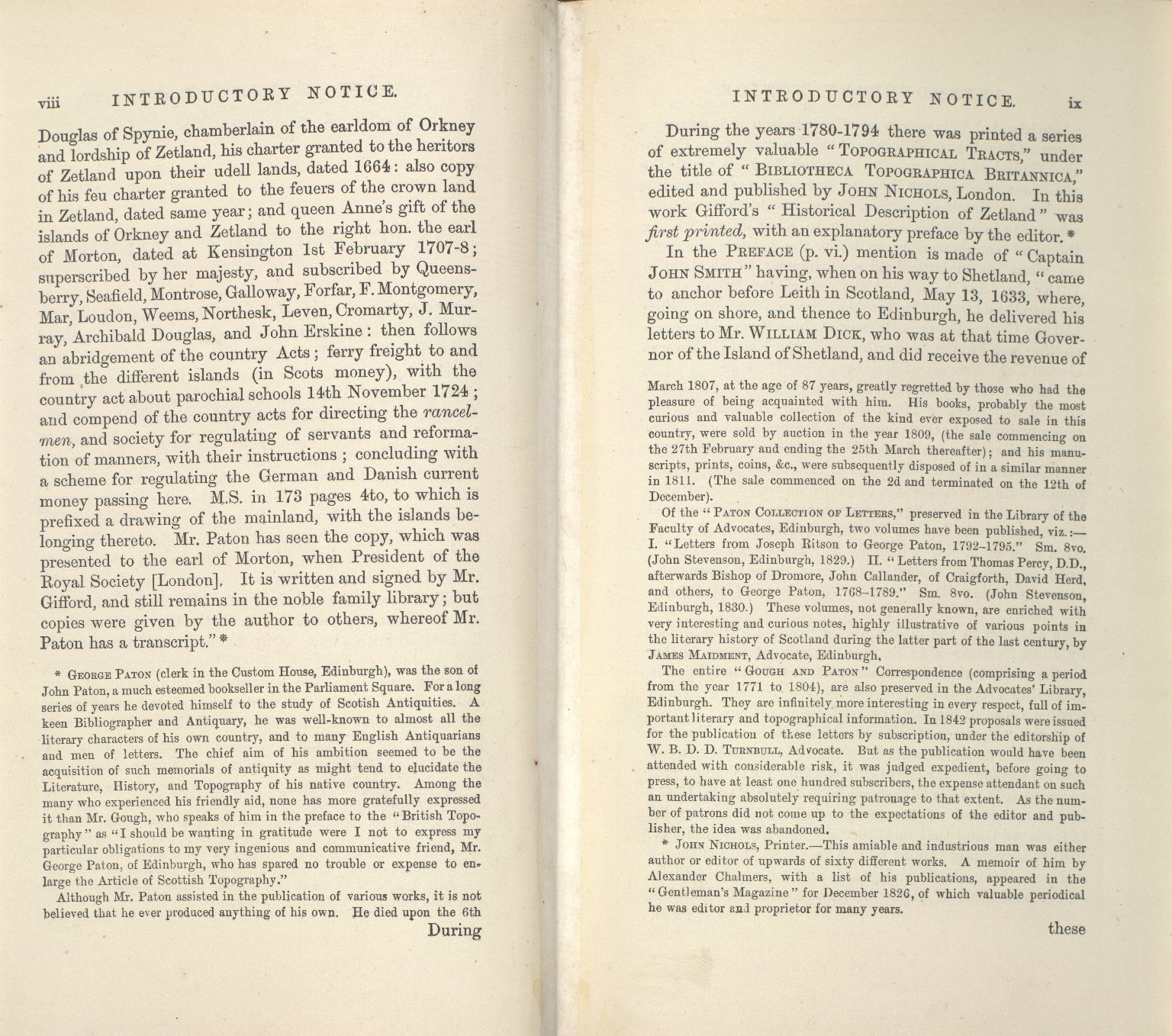 Historical Description of the Zetland Islands in the year 1733. [04 of 25]