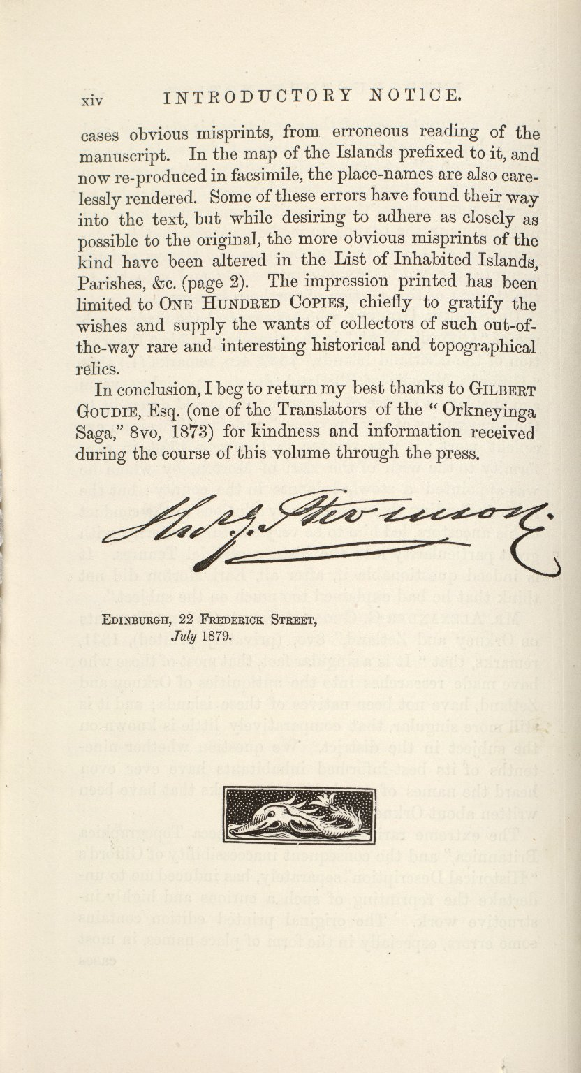 Historical Description of the Zetland Islands in the year 1733. [07 of 25]