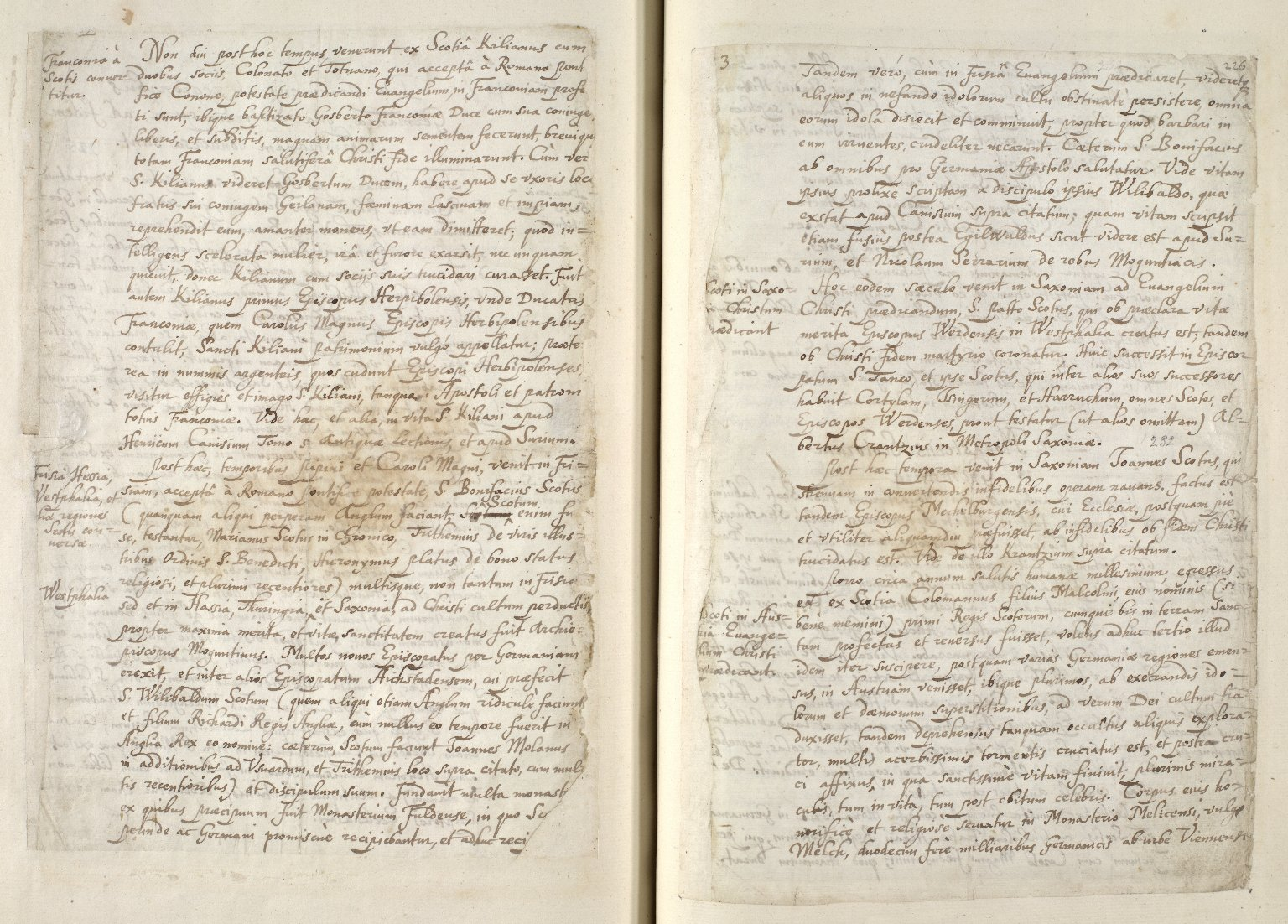 [A collection of ALS to Sir John Scot, Lord Scotstarvet, from W.J. and Joan Blaeu, Amsterdam] [21 of 27]