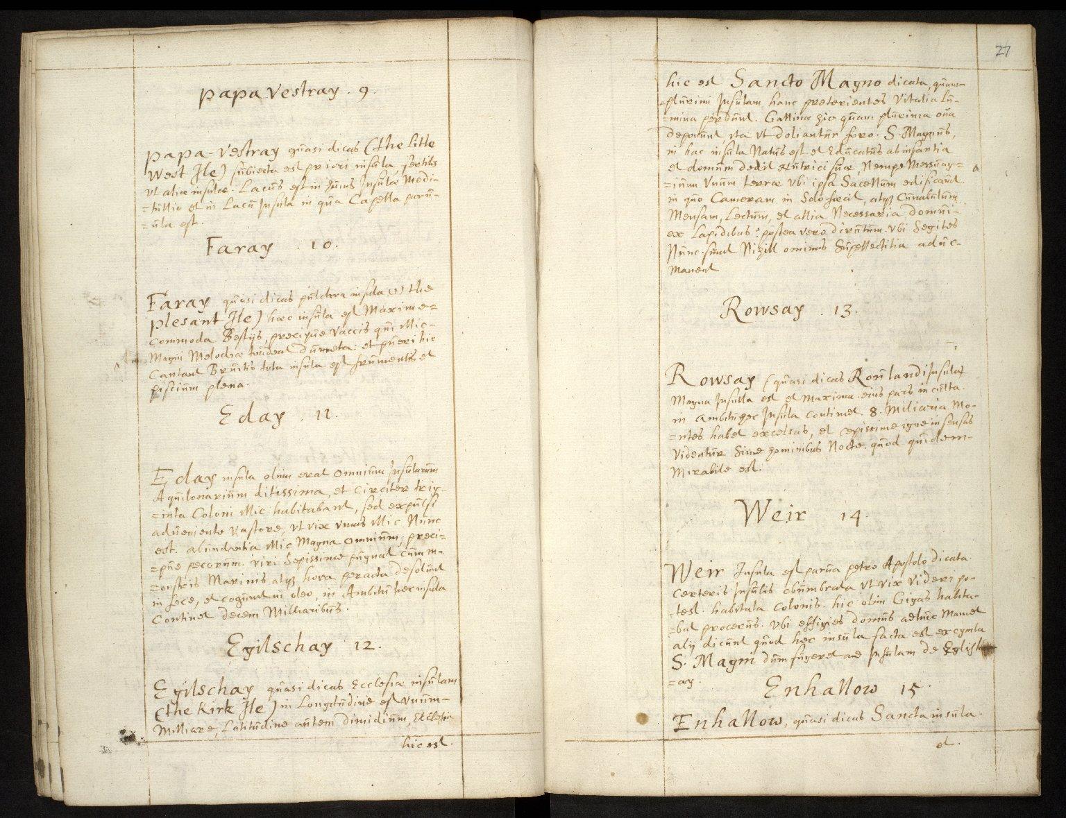 Descriptio Insularum Orchadiarum [04 of 10]