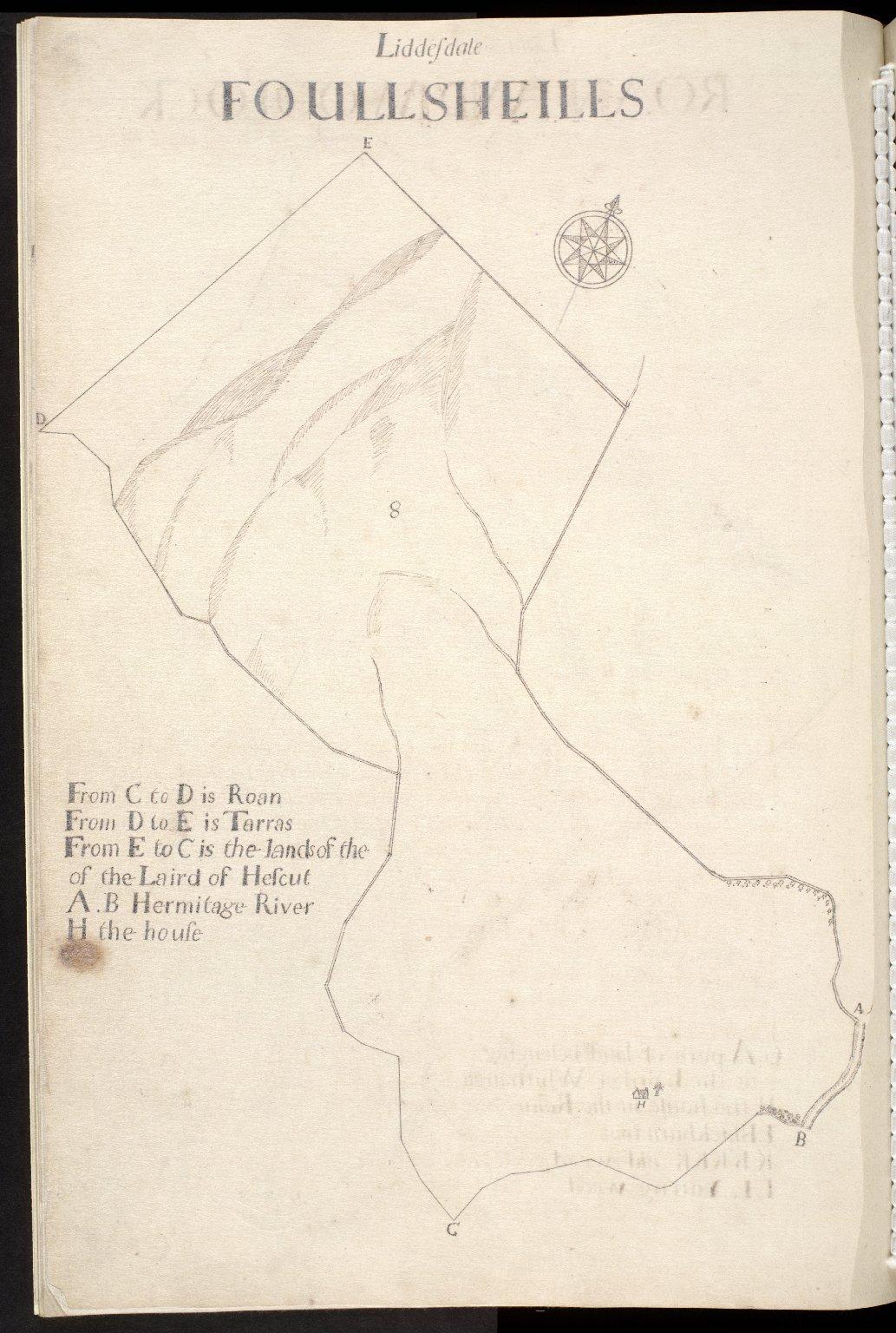 Liddesdale : Foullsheills [1 of 1]