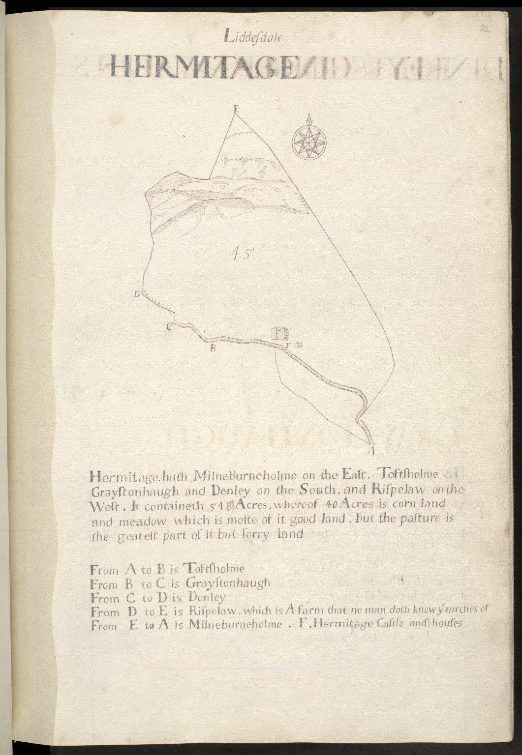 Liddesdale : Hermitage [1 of 1]