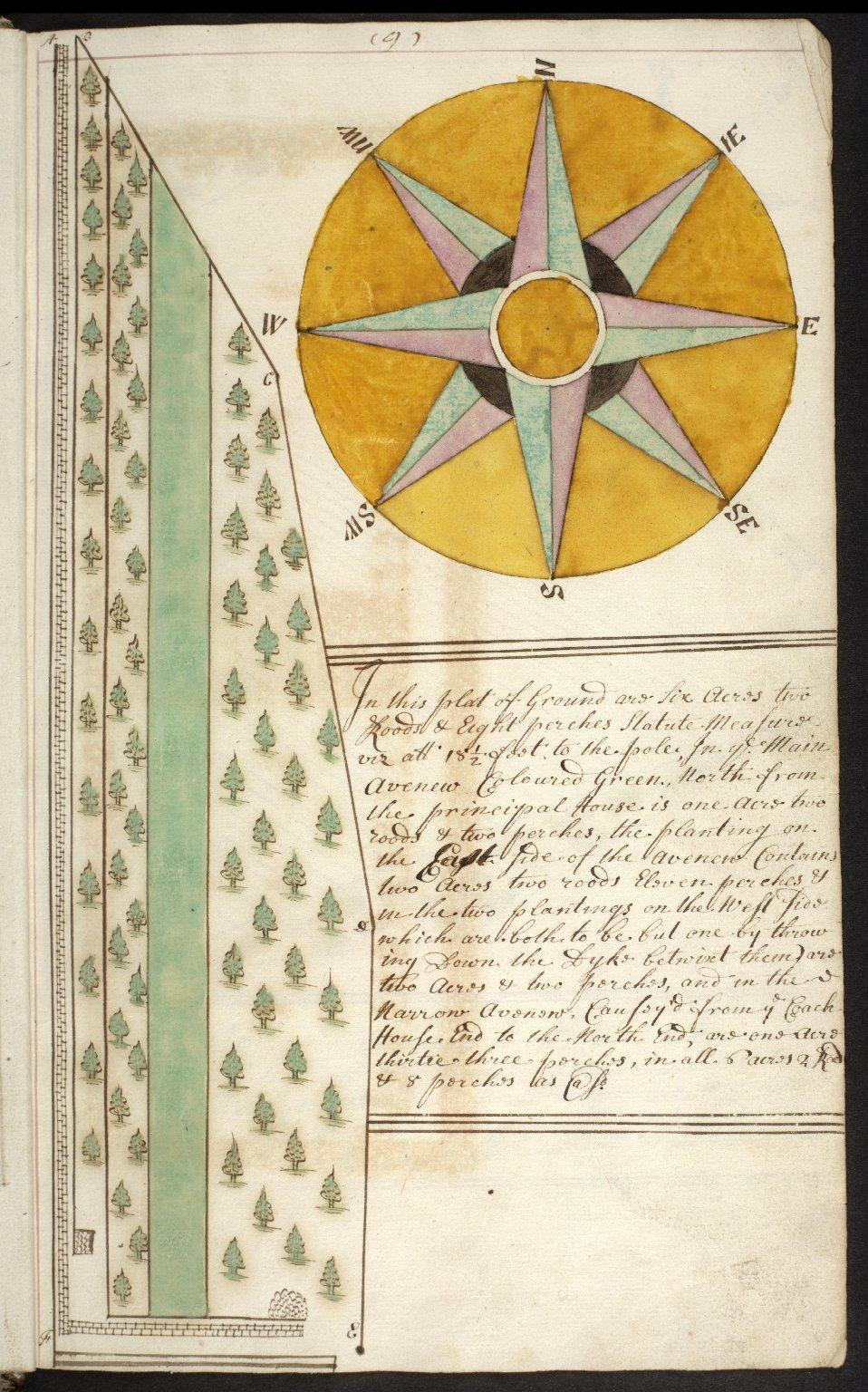 Sir John Rutherfurd of the Ilk His Book 1724 [05 of 24]