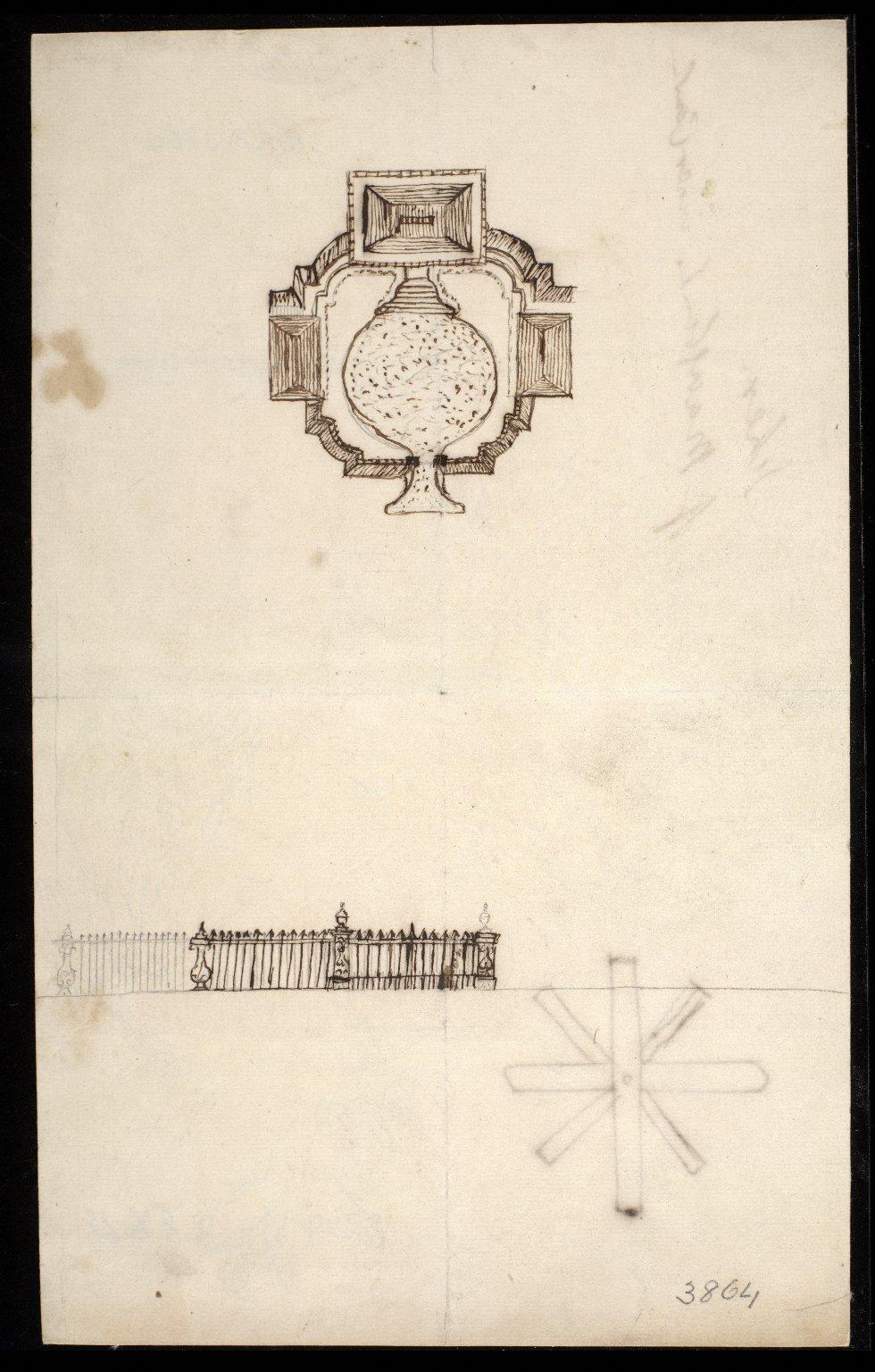 Schem of Mavisbank Inner Court [1 of 1]