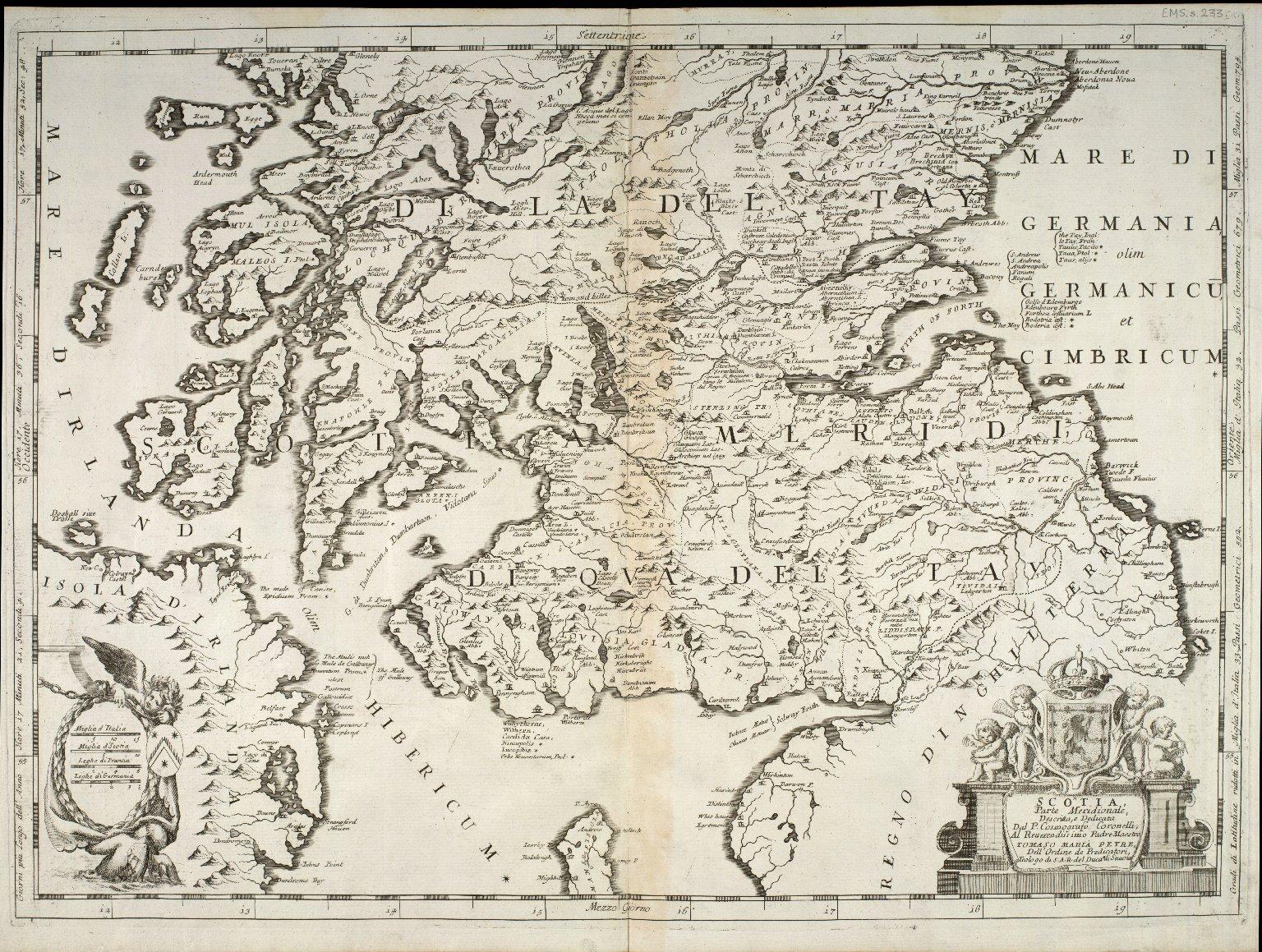 Scotia, parte Meridionale, [1 of 1]
