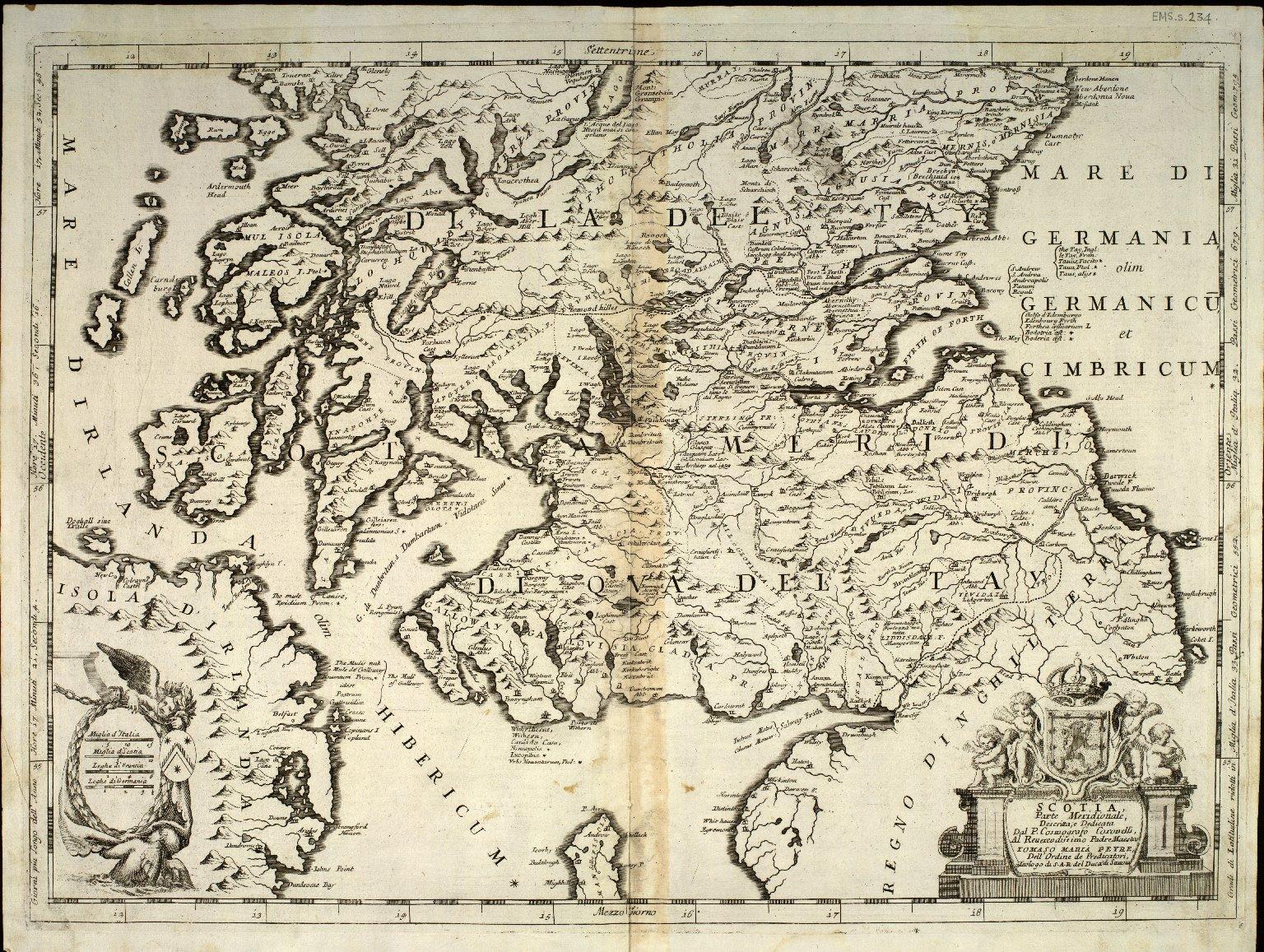 Scotia, parte Meridionale, [1 of 2]