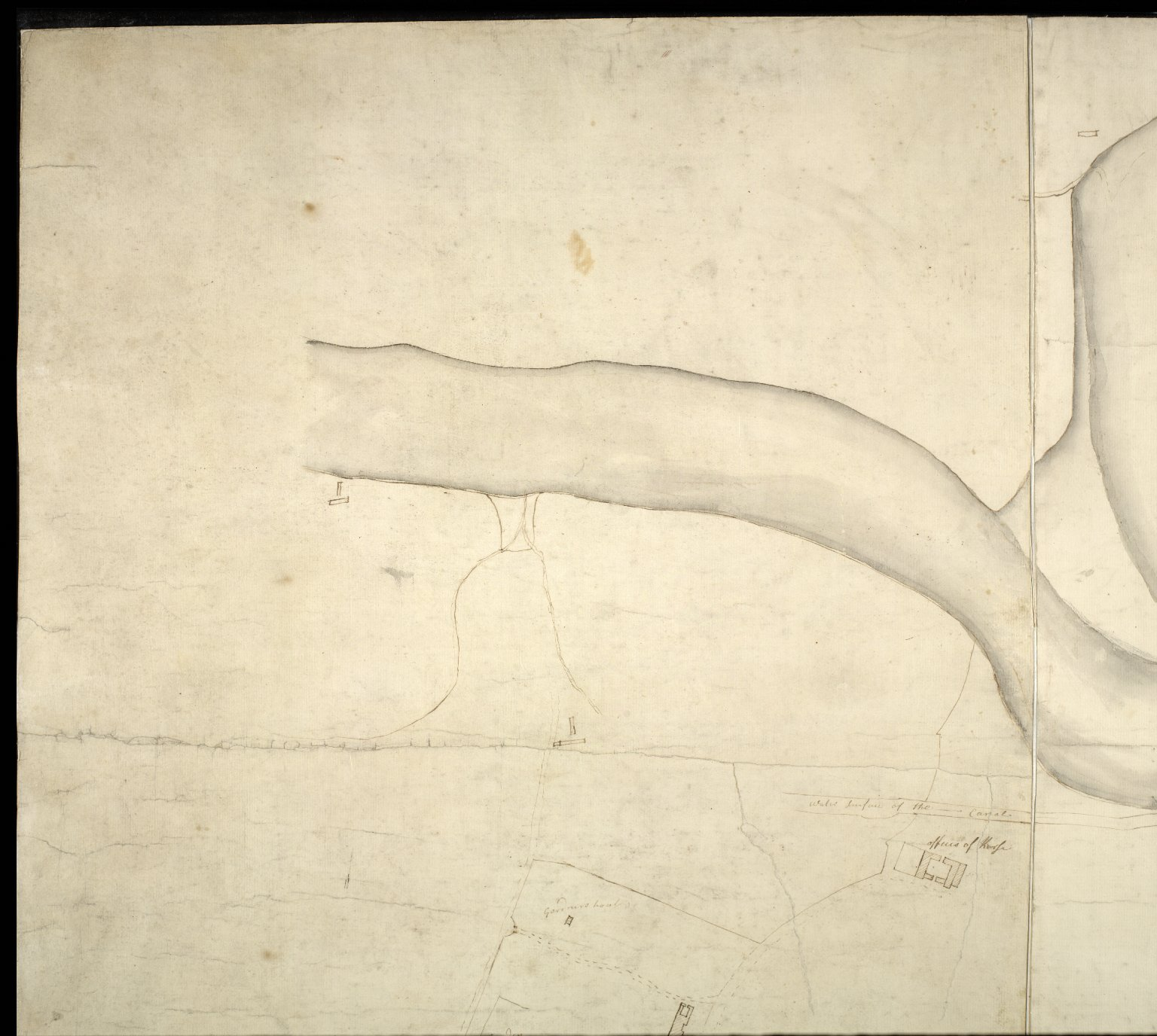 [Map of the River Carron at Grangemouth] [1 of 4]