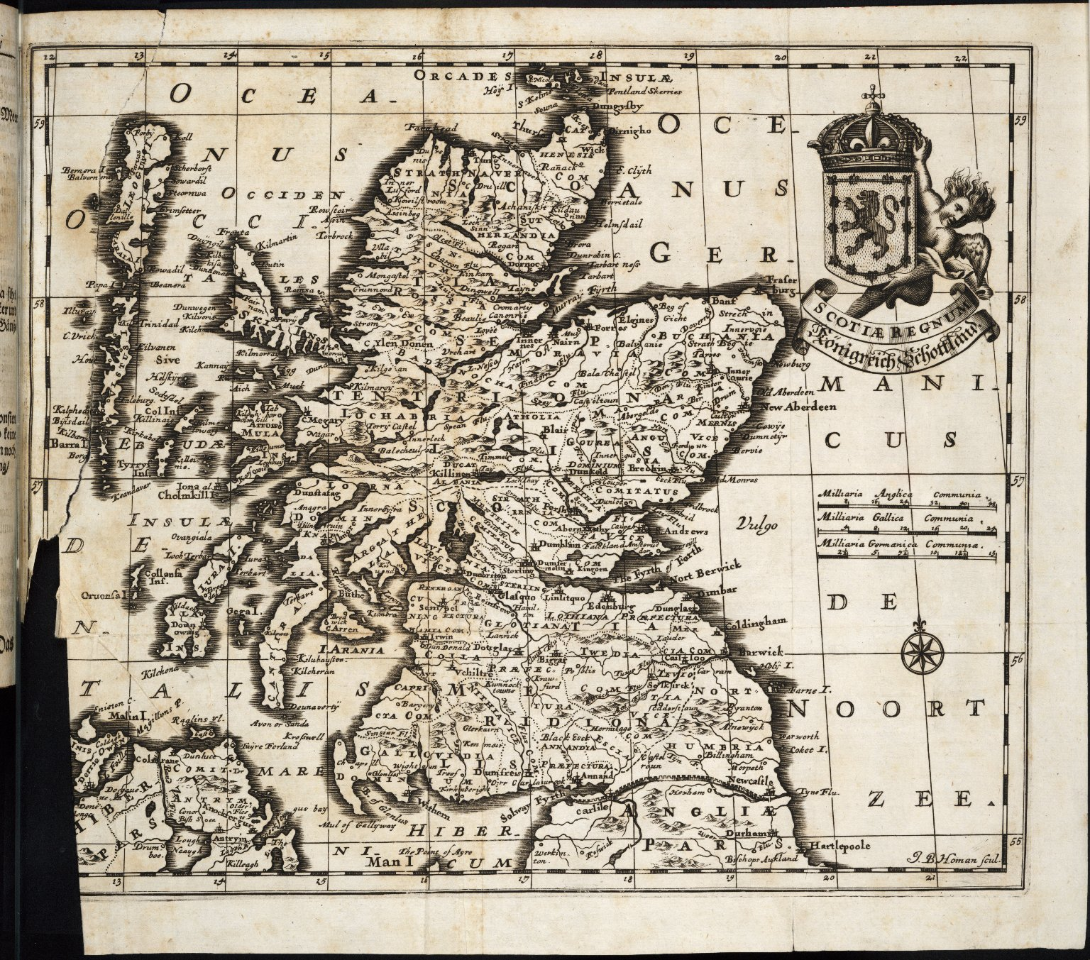 SCOTIAE REGNUM = Konigreich Schottland [1 of 1]