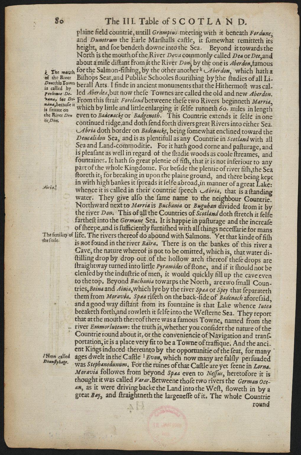 SCOTIAE. tabula. III [2 of 2]