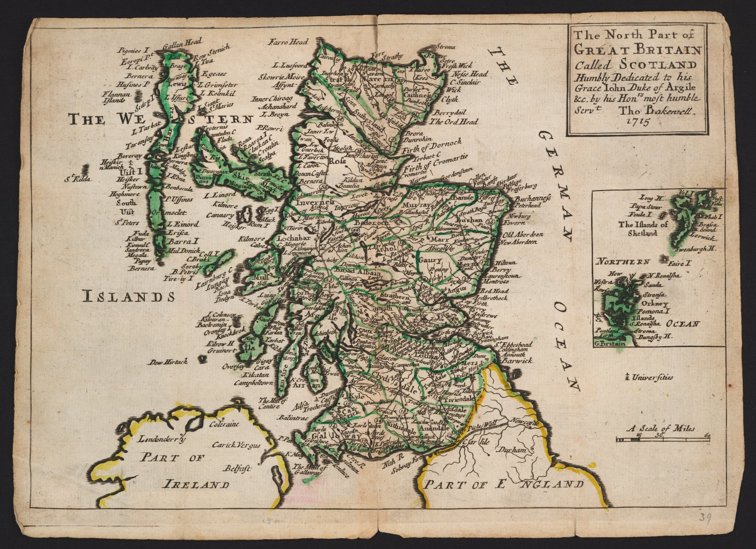 North Part of GREAT BRITAIN called SCOTLAND [1 of 1]