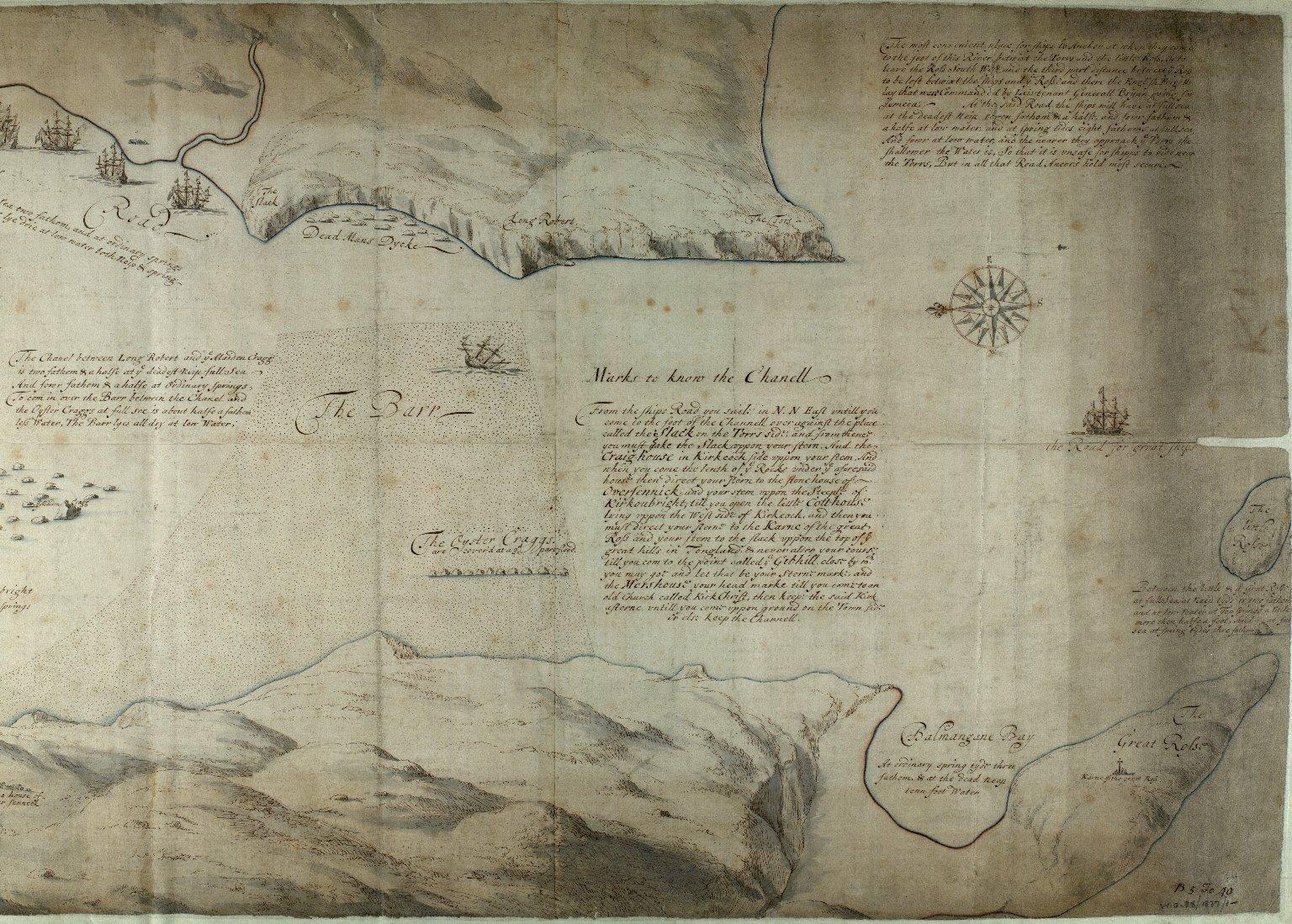 Kirckoubright Ano 1684 [1711 copy] [2 of 2]