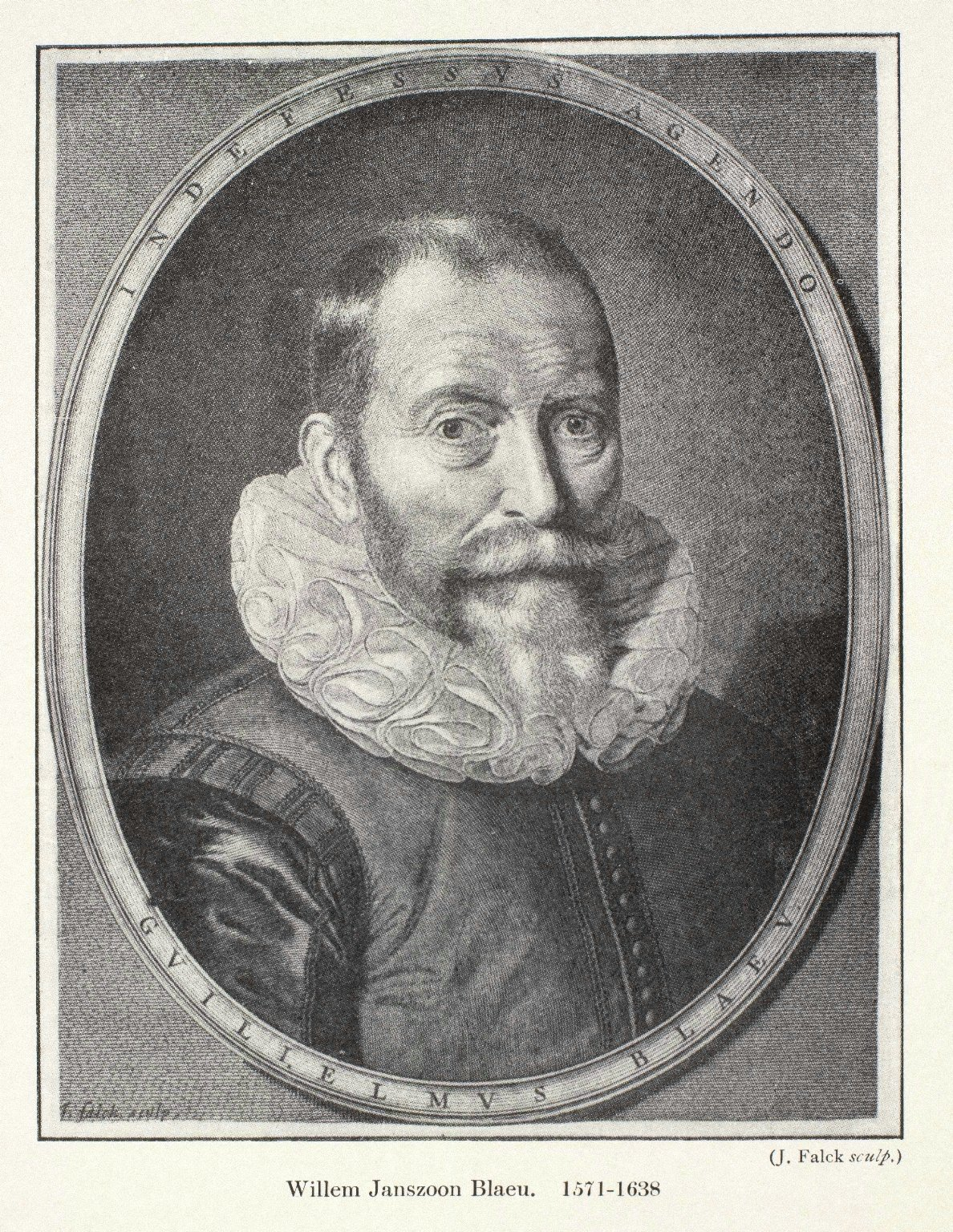 [Portrait of Willem Janszoon Blaeu] [1 of 1]