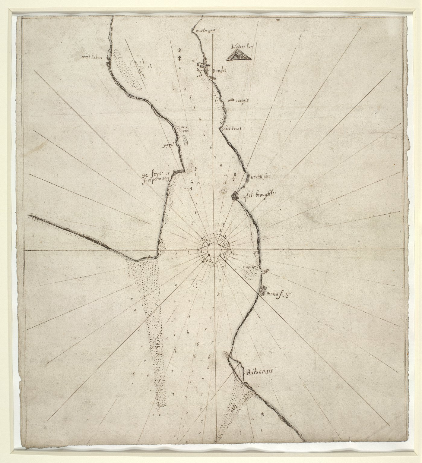 [A chart of the mouth of the Firth of Tay] [1 of 1]