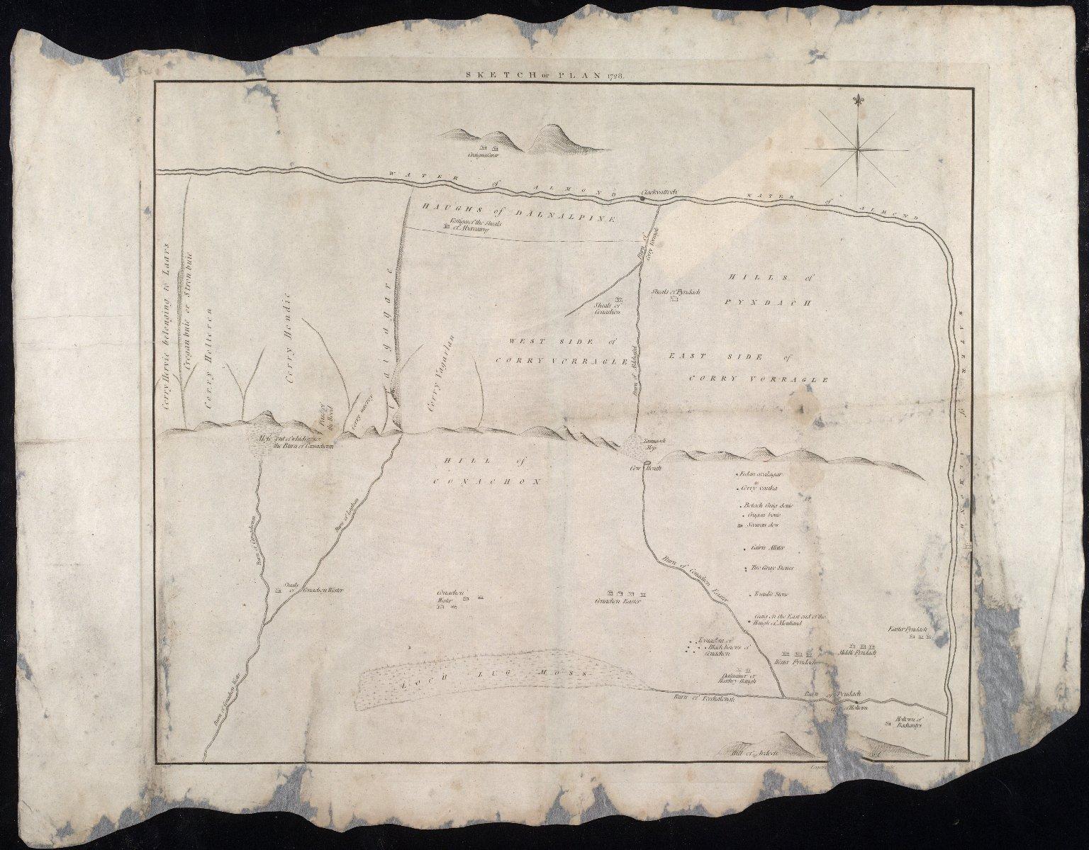 Sketch or Plan 1728. [1 of 1]