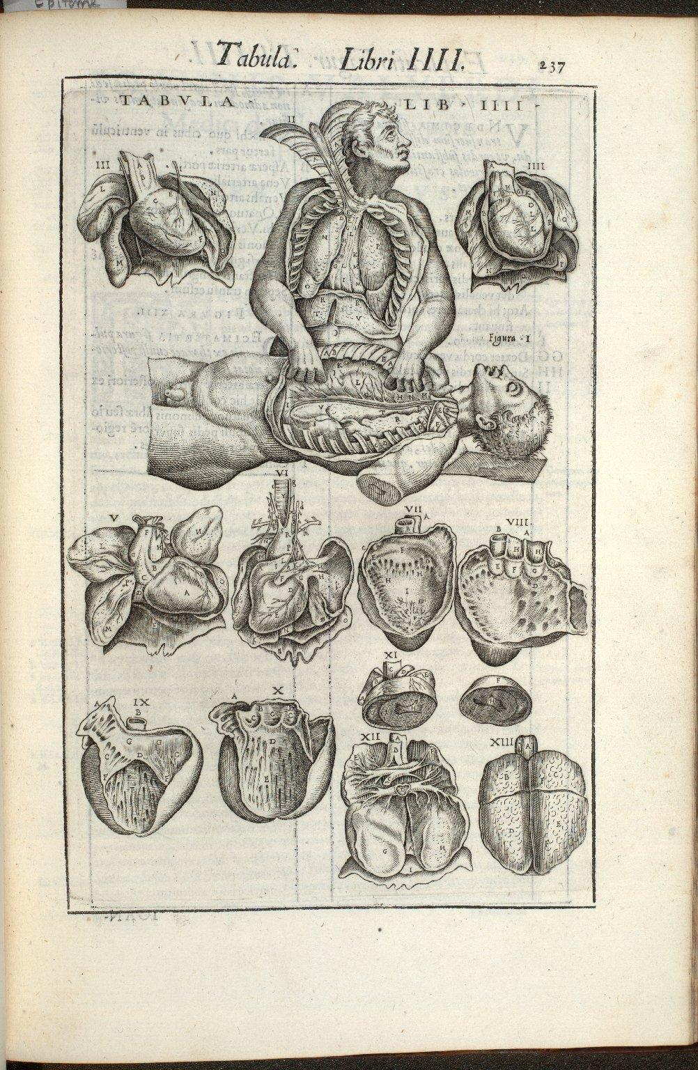Tabula. Libri IIII